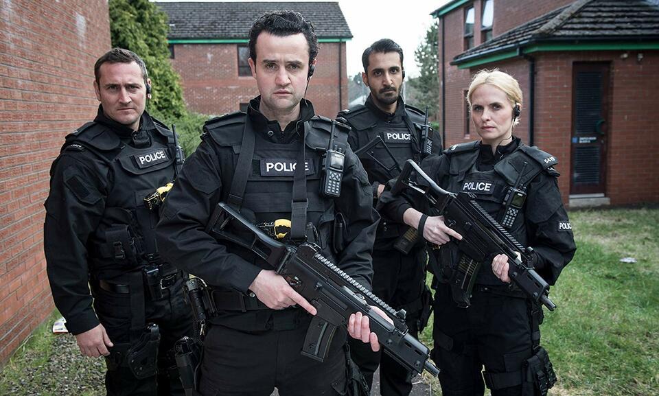 Line of Duty - Staffel 3 mit Daniel Mays, Leanne Best, Arsher Ali und Will Mellor