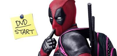 Neu auf DVD & Blu-ray: Deadpool