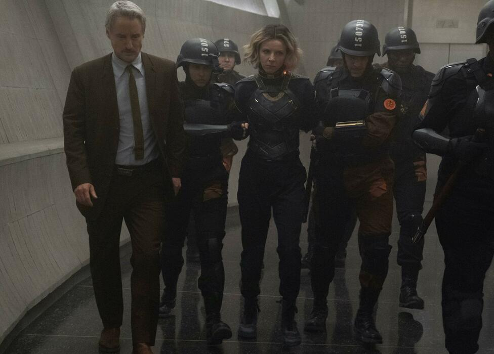 Loki, Loki - Staffel 1, Loki - Staffel 1 Episode 4 mit Owen Wilson und Sophia Di Martino