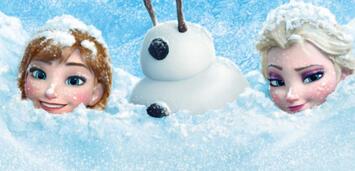 Bild zu:  Frozen