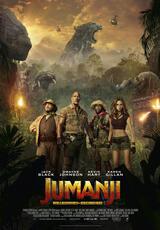 Jumanji - Willkommen im Dschungel