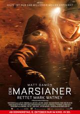 Der Marsianer - Rettet Mark Watney - Poster