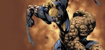 Bild zu:  Wolverine & das Ding