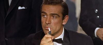 Sean Connery als erster James Bond der Filmgeschichte
