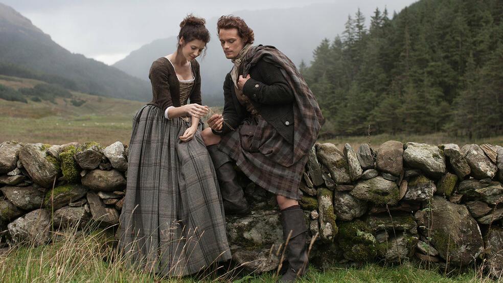 Outlander Staffel 1 Ansehen