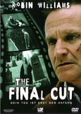 The Final Cut - Dein Tod ist erst der Anfang - Poster