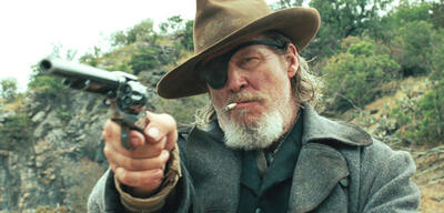 Jeff Bridges in True Grit