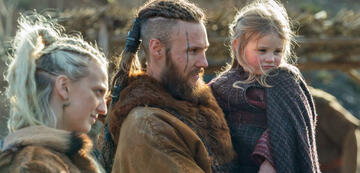 Vikings: Torvi, Ubbe und Asa