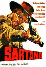 Sartana - Poster