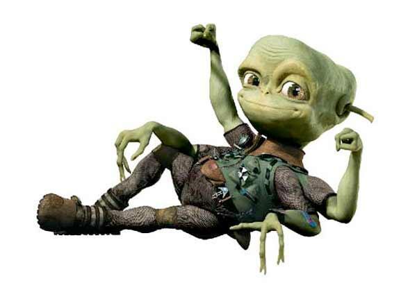 Aliens In The Attic Movie Online