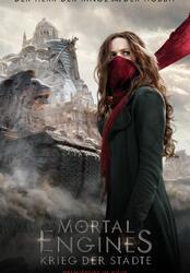 Mortal Engines: Krieg der Städte Poster
