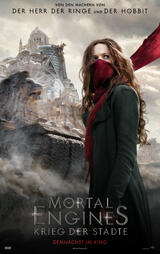 Mortal Engines: Krieg der Städte - Poster