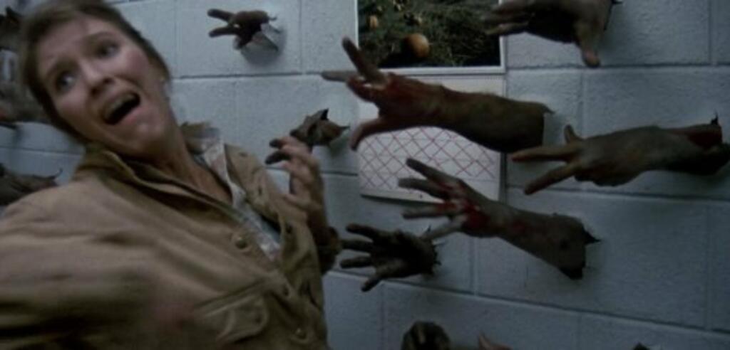 Lori Cardille in Day of the Dead