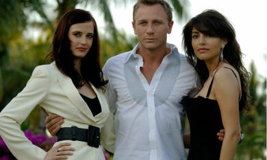James Bond 007 - Casino Royale mit Daniel Craig, Eva Green und Caterina Murino - Bild 4