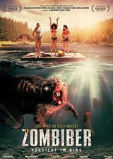 Zombiber - Poster