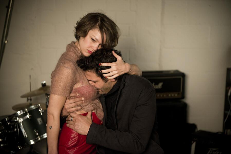 Wir Monster mit Mehdi Nebbou und Britta Hammelstein