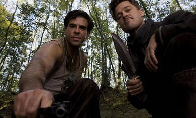 Inglourious Basterds mit Brad Pitt und Eli Roth - Bild 2