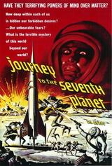 Journey to the Seventh Planet - Poster