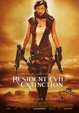 Resident Evil: Extinction - Poster