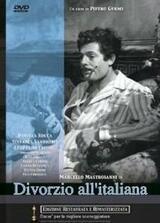 Scheidung auf italienisch - Poster