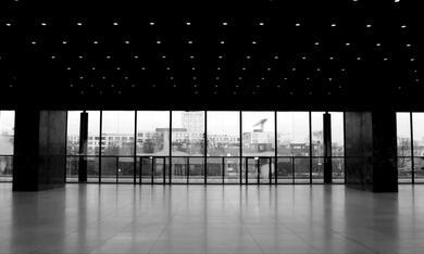 Die Neue Nationalgalerie - Bild 1
