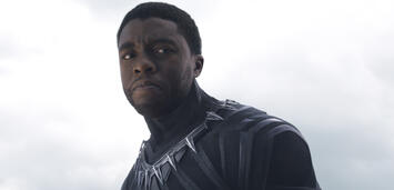 Bild zu:  Chadwick Boseman als Black Panther in The First Avenger: Civil War