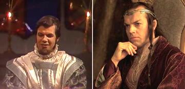 Der Herr der Ringe im Vergleich: Elrond