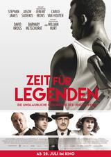 Zeit für Legenden - Poster