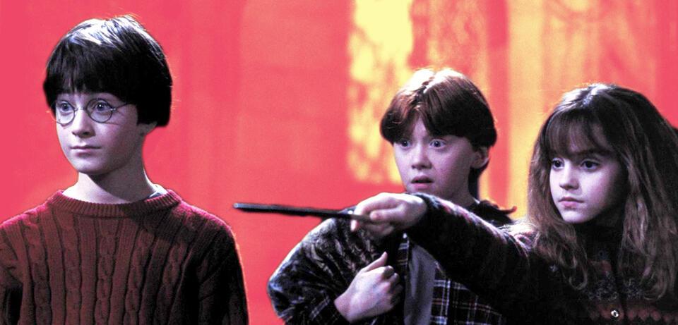 Harry Potter und der Stein der Weisen wurde gekürzt und verändert