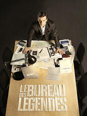 Büro der Legenden - Poster