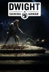 Dwight in Shining Armor - Poster