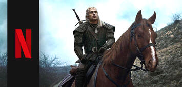 Bild zu:  Henry Cavill in The Witcher