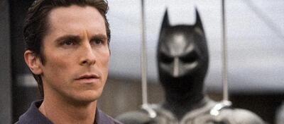 Hat dem Batcape den Rücken gekehrt: Christian Bale