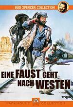 Eine Faust geht nach Westen Poster