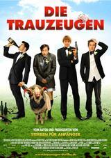Die Trauzeugen - Poster