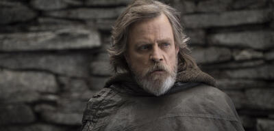 Star Wars: Mark Hamill als Luke Skywalker