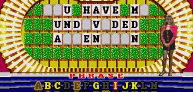 Wheel of Fortune auf der PS2: Ungeteilte Aufmerksamkeit