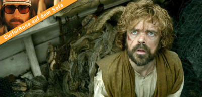 Nicht totzukriegen: Tyrion Lannister in Game of Thrones
