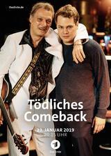 Tödliches Comeback - Poster