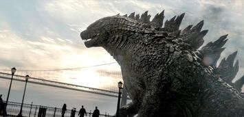 Bild zu:  Die Godzilla-Version von Gareth Edwards