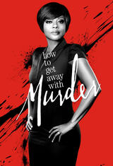 How to Get Away with Murder - Staffel 1 - Poster