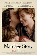 Marriage Story - Poster