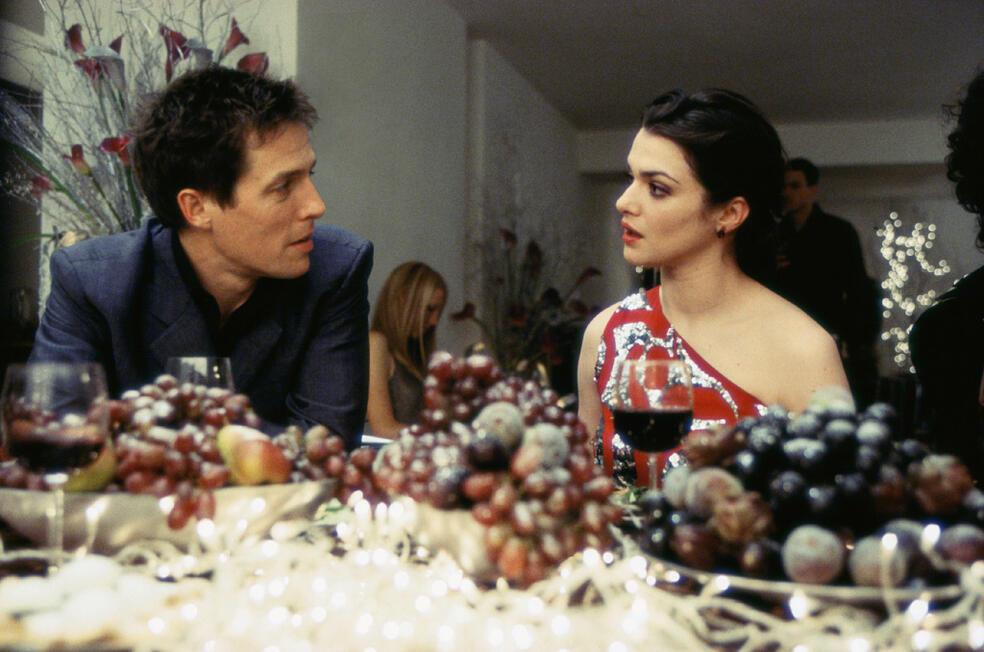 About a Boy oder: Der Tag der toten Ente mit Rachel Weisz und Hugh Grant