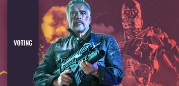 Bild zu:  Terminator 2 - Tag der Abrechnung und Terminator: Dark Fate