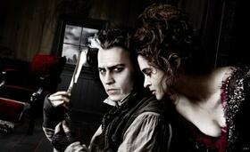 """Bild zu:  Johnny Depp und Helena Bonham Carter in """"Sweeney Todd"""""""