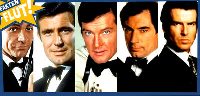 46 Fakten zu James Bond - Faktenflut