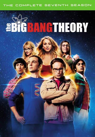 Big Bang Theory Staffel 7 Stream