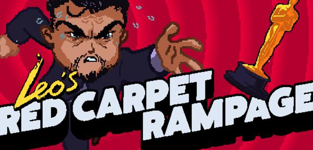 Gewinnt ihr den Oscar in Leo's Red Carpet Rampage