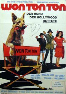 Won Ton Ton, der Hund der Hollywood rettete