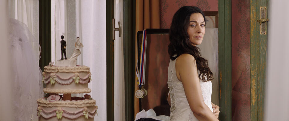 On the Milky Road mit Monica Bellucci